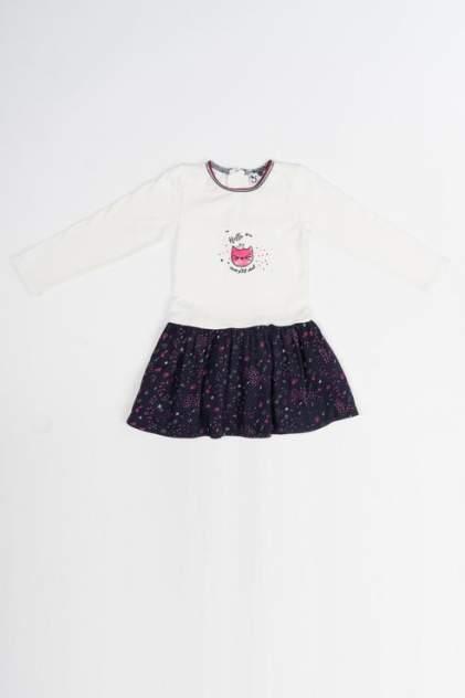 Платье для девочки 3pommes, цв.синий, р-р 92