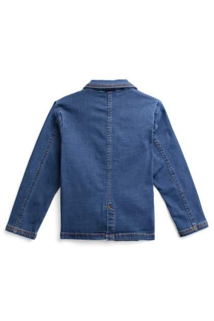 Пиджак для мальчика PlayToday, цв.синий, р-р 146