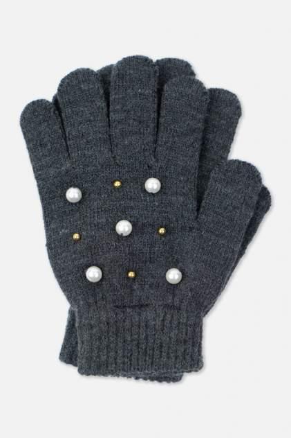 Перчатки детские PlayToday, цв.серый, р-р 16
