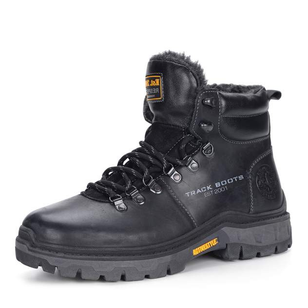 Мужские ботинки Respect 41-1-223, черный
