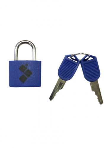 Замок Routemark mini синий