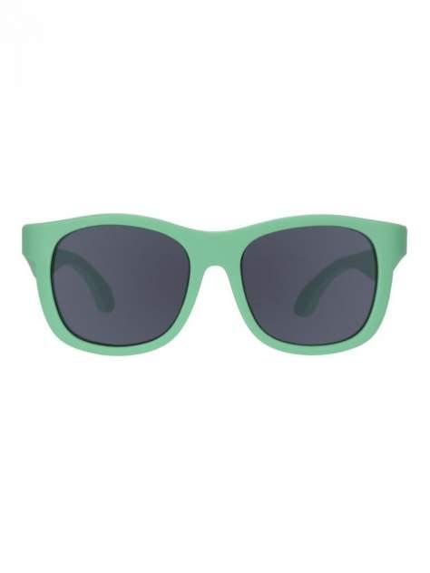 Очки солнцезащитные Babiators Original Navigator Classic, тропический зеленый 3-5 лет