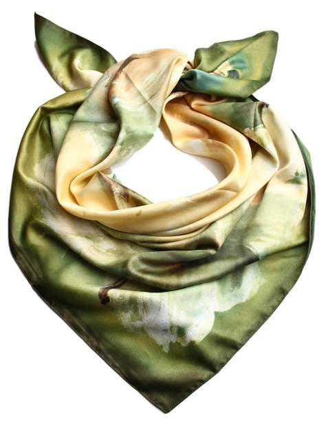 Платок женский Venera 3906333-8 зеленый