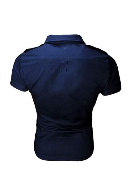 Рубашка мужская Envy Lab R018 синяя XL