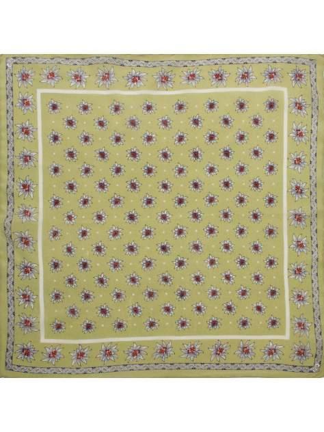 Шейный платок Venera 5601741-14 зеленый