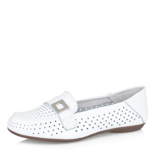 Мокасины женские Respect 6006-60-141, белый