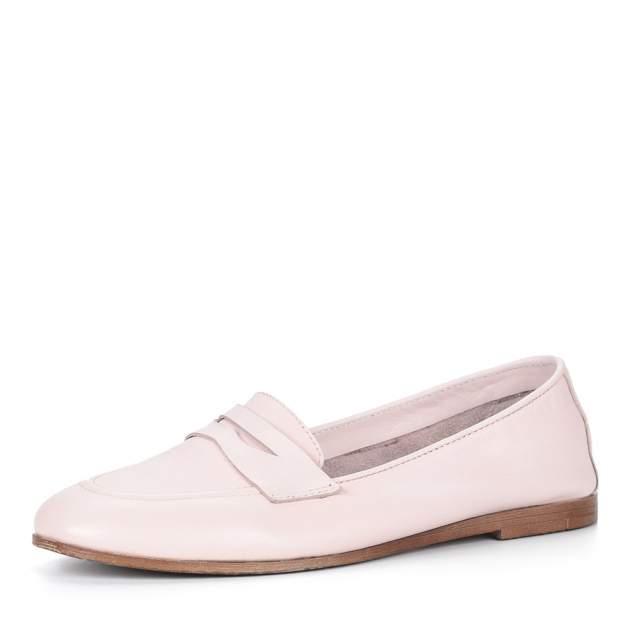 Лоферы женские Respect 62-1-219, розовый