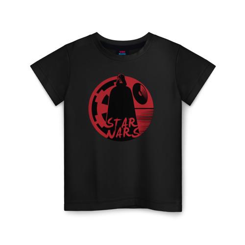 Детская футболка ВсеМайки Darth Vader Star Wars хлопок, р. 86