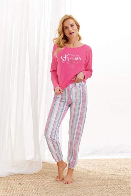 Пижама женская TARO 20W Jula розовая 50