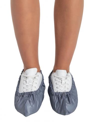 Бахилы дял обуви RINIDI многоразовые взрослые Grey