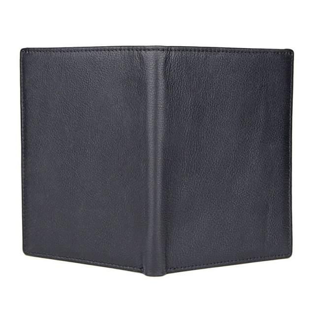 Обложка для паспорта мужская Кошелькофф 8450BN коринчевая