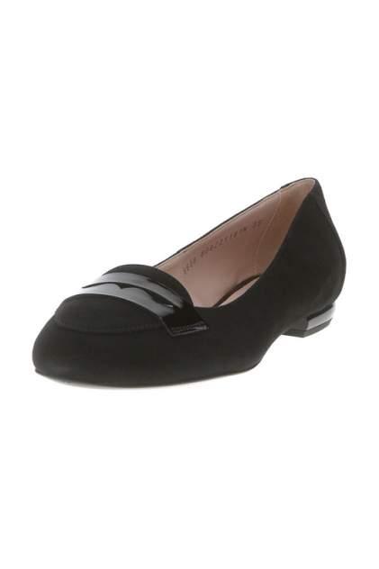 Балетки женские Giotto 6608-808-221 черные 36 RU