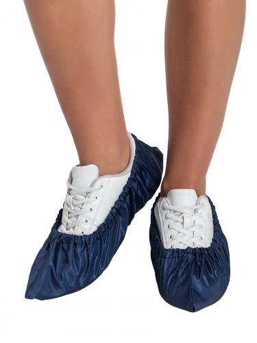 Бахилы для обуви RINIDI многоразовые взрослые Royal Blue