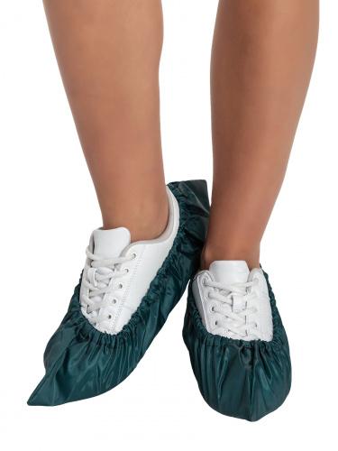 Бахилы для обуви RINIDI многоразовые взрослые Royal Green