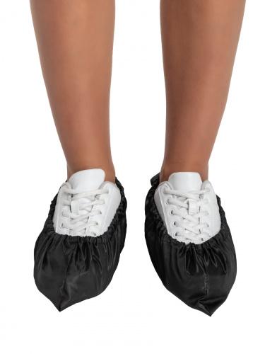 Бахилы для обуви RINIDI многоразовые взрослые Black