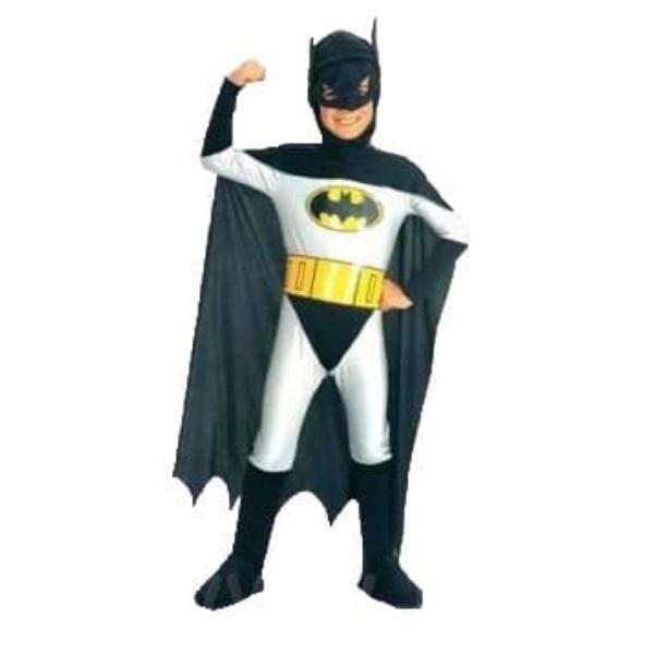 Костюм Бэтмена - 2 детский, рост: 134-146 арт. ПТ778