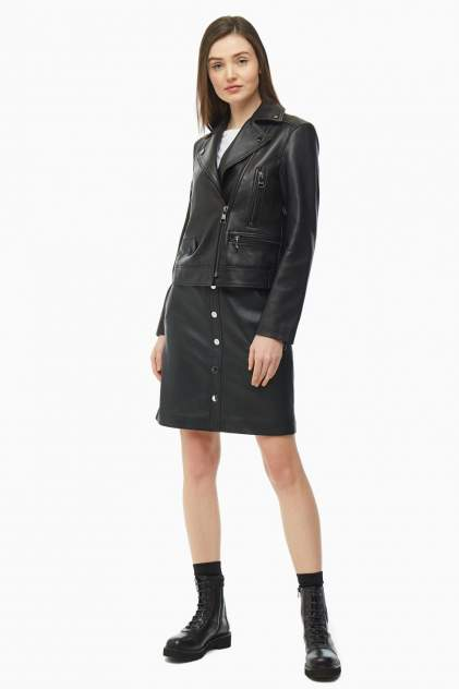 Женская юбка Hugo Boss 50417662 10208984 01 001, черный