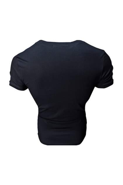 Футболка мужская Envy Lab F002 черная 5XL