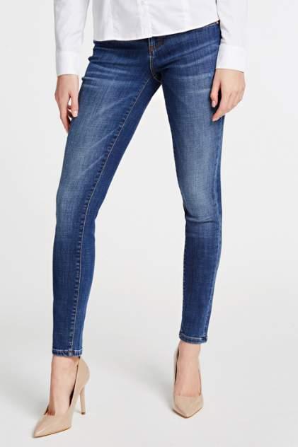 Женские джинсы  Guess W0GA27D41F2, синий