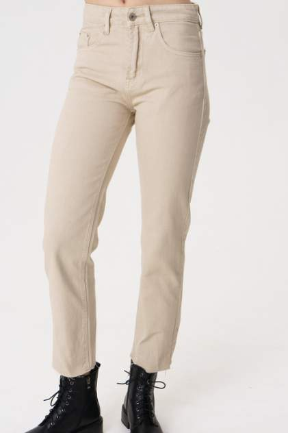 Женские джинсы  Tom Farr T4F W2897.14, бежевый