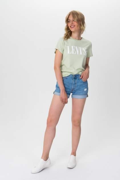 Женские шорты Levi's 2996100200, голубой