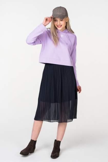 Толстовка женская Adidas DX2158 фиолетовая 38