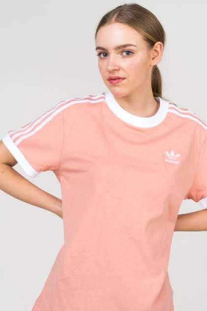 Футболка женская Adidas DV2583 красная 28