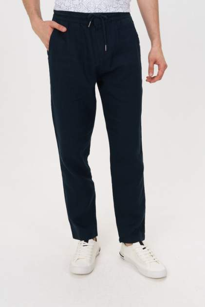 Спортивные брюки Guess M02B36WCRO1, синий