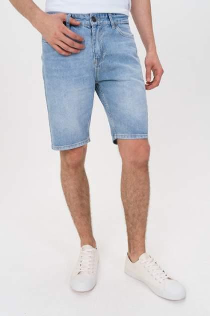 Джинсовые шорты мужские F5 101502_08189, Blue denim голубые 44-46