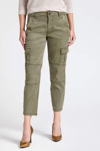 Женские брюки Guess W92B37WBFG0AUFL, зеленый