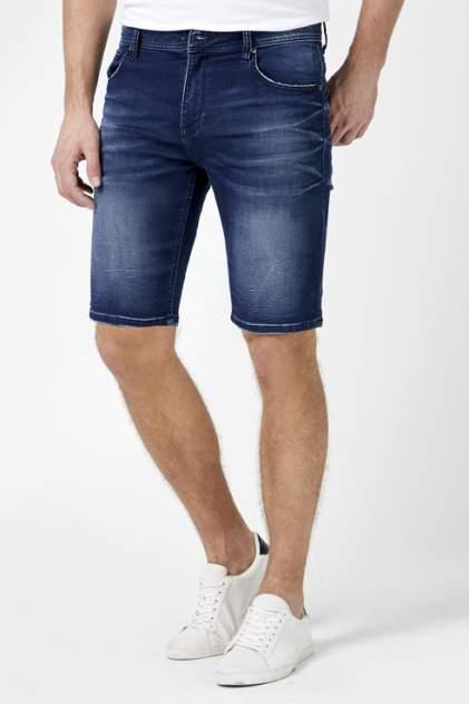 Джинсовые шорты мужские Tom Farr T M6125.37 синие 44-46
