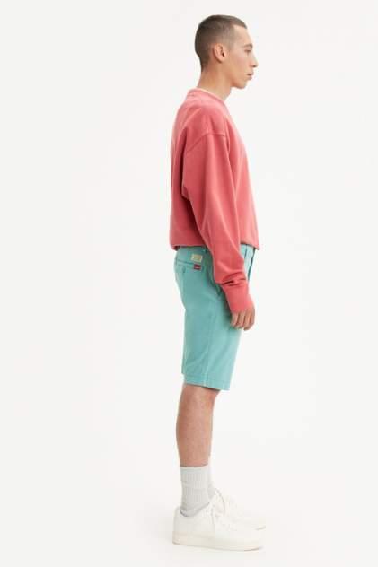 Повседневные шорты мужские Levi's 1720200020 голубые 46-48
