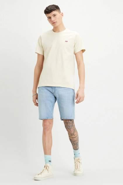 Джинсовые шорты мужские Levi's 3279200630 голубые 46-48
