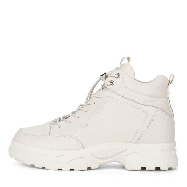 Ботинки женские Respect 8677-07 белые 35 RU