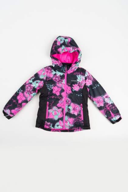 Куртка для девочки Icepeak, цв.чeрный, р-р 164