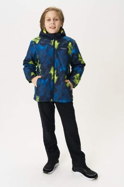 Куртка для мальчика Icepeak, цв.зеленый, р-р 152