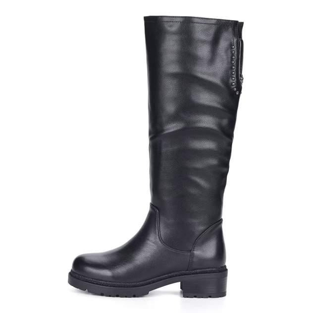 Сапоги женские Respect 92590 черные 38 RU
