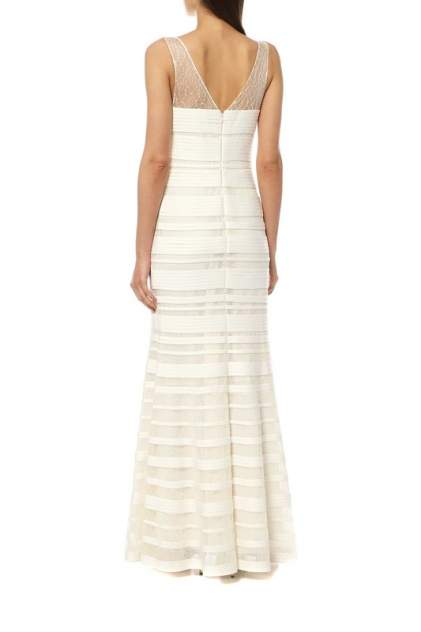 Вечернее платье женское JS Collections 5861750 белое 6
