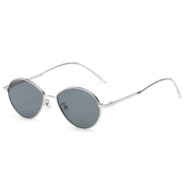 Солнцезащитные очки Kawaii Factory Капля серые