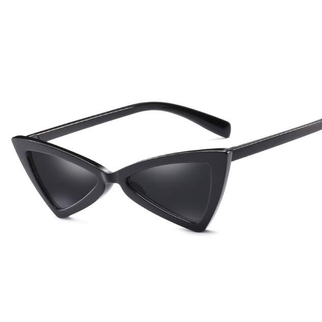 Солнцезащитные очки Kawaii Factory Треугольник черные