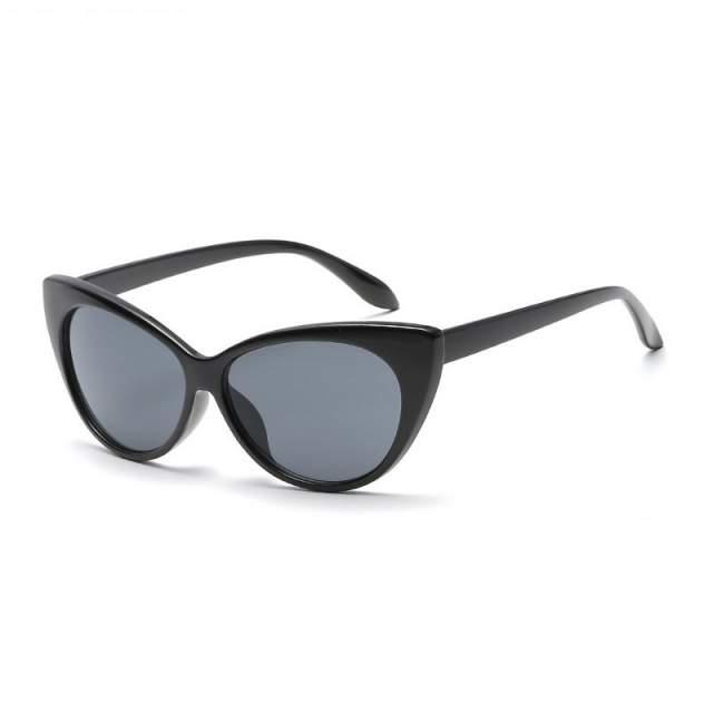 Солнцезащитные очки Kawaii Factory Валенсия черные