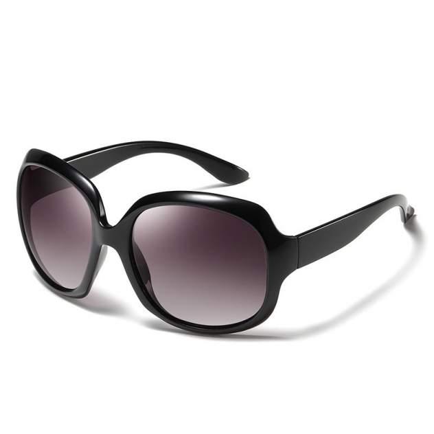 Солнцезащитные очки Kawaii Factory Неаполь темные