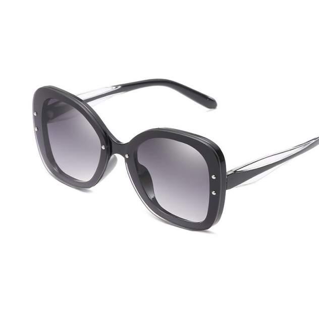 Солнцезащитные очки Kawaii Factory Виджу черные