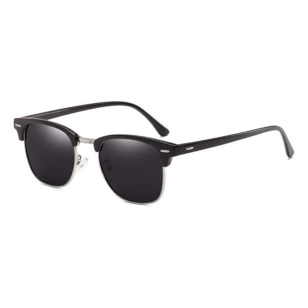 Солнцезащитные очки Kawaii Factory Вена черные