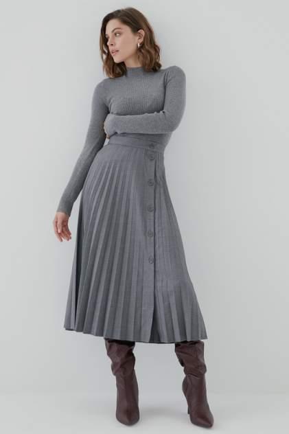 Женская юбка ZARINA 0329221221, серый