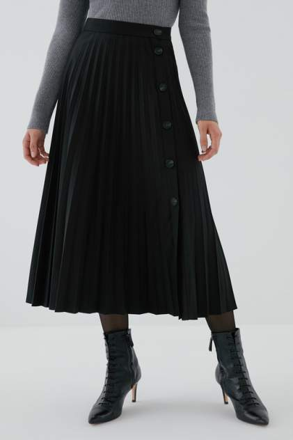 Юбка женская ZARINA 329221221 черная 42