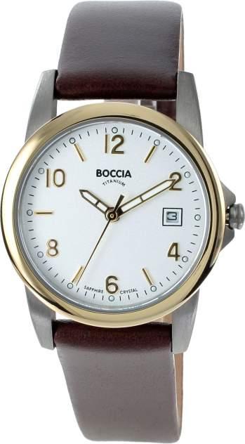Наручные часы кварцевые женские Boccia Titanium 3298
