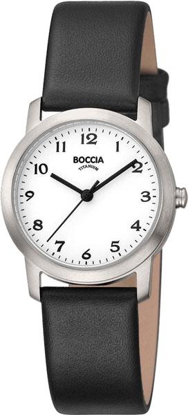 Наручные часы кварцевые женские Boccia Titanium 3291