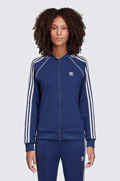 Толстовка женская Adidas DV2633 синяя 42