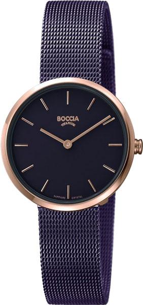 Наручные часы кварцевые женские Boccia Titanium 3279